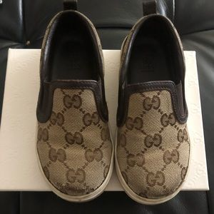 Authentic Gucci Juniors loafers